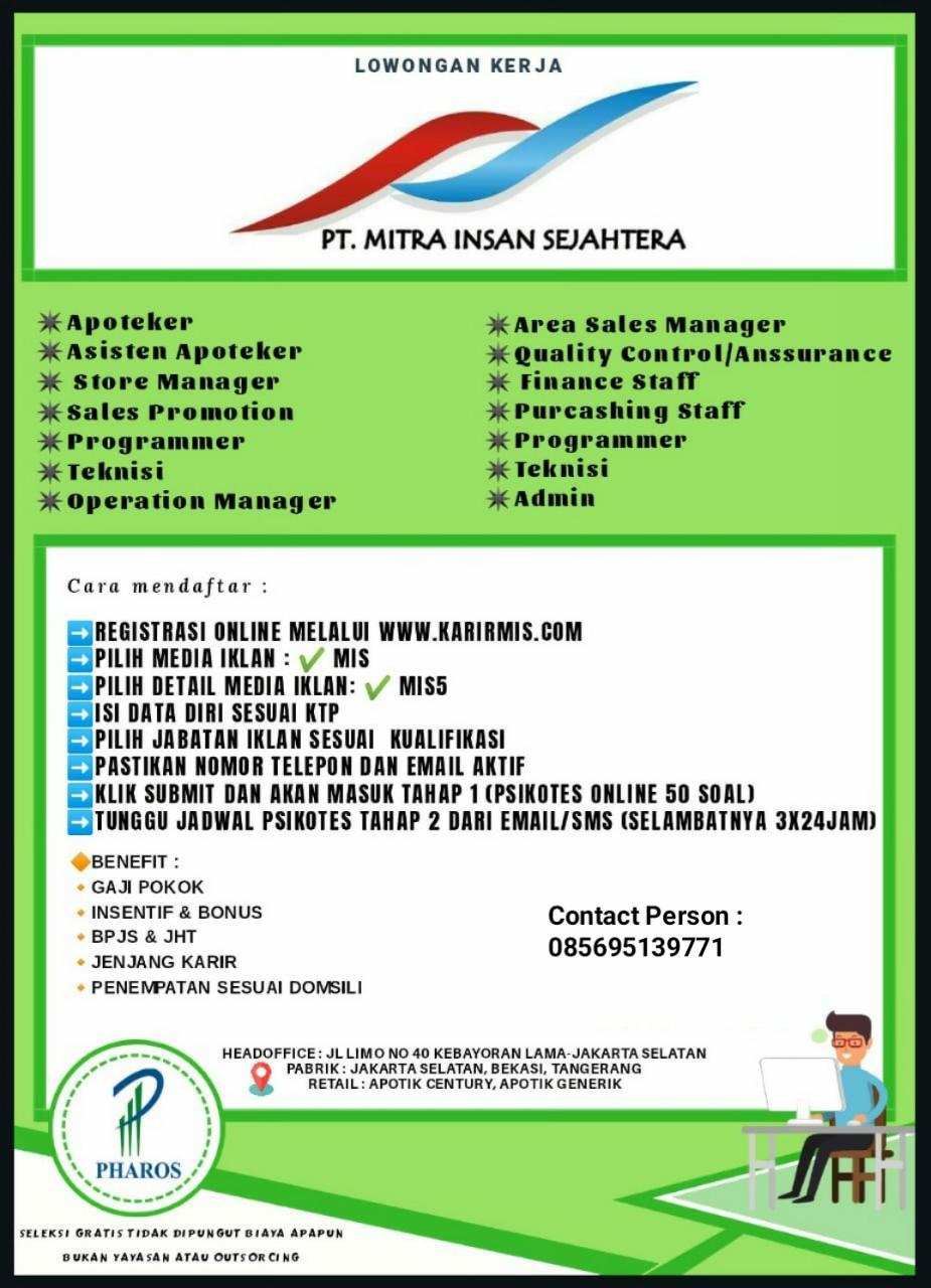 Nusamandiri Career Center